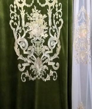 БАРХАТ «ПАННО ПАЛАЦИО» РН 16002-21