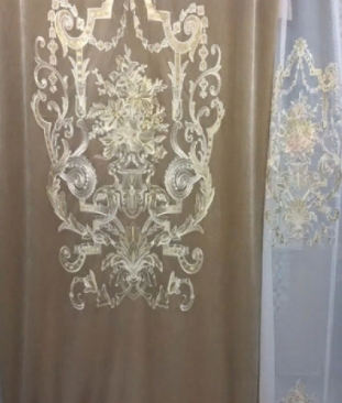 БАРХАТ «ПАННО ПАЛАЦИО» РН 16002-6