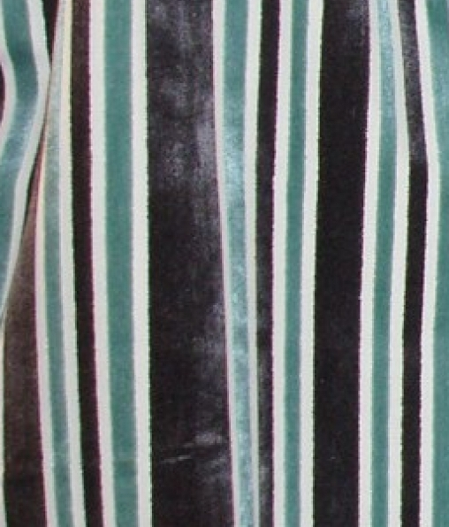CHANTONAY STRIPE SEA GREEN