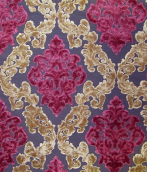 CHANTONAY DECOR MAROON